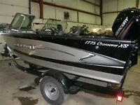 2014 Lund Boat Co 1775 CROSSOVER XS