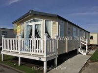 🗼☀️ PRESTIGE CARAVAN FOR HIRE WITH CENTRAL HEATING & DECKING! HAVEN CALA GRAN BLACKPOOL! ☀️🗼