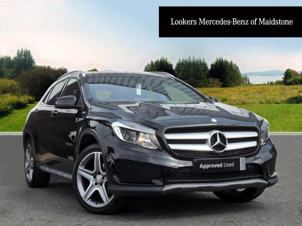 mercedes benz gla class gla 200 d amg line black 2016 09 30 in maidstone kent gumtree. Black Bedroom Furniture Sets. Home Design Ideas