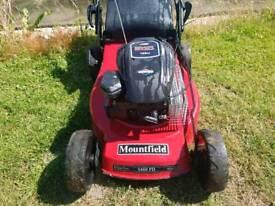 Mountfield lawnmower 17inch blade
