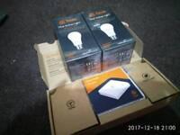 Smart bulbs hive hub and active bulbs lights