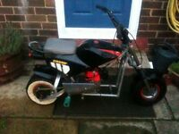 cateye pocket bike spares or repairs