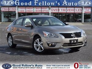 2013 Nissan Altima SL MODEL, LEATHER, SUNROOF, CAMERA