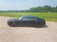Top spec audi s5 with 2 year autoguard warranty