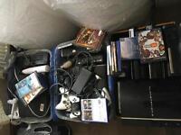Huge job lot of games consoles an accessories