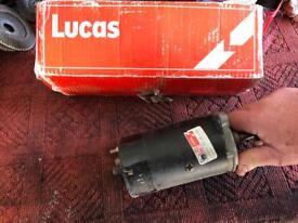 Lucas Starter for classic cars