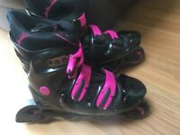 New roller blades for sale size 5