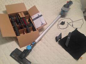 VAX Rechargeable slimline upright vacuum