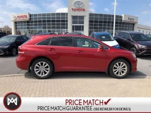 2014 Toyota Venza XLE AWD - LEATHER - CAMERA - ROOF