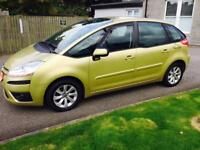2008 **Citroen C4 Picasso iVTR+...Very Long MOT.. 2018 No Advisory low Miles* 2 Owner tow bar £1995
