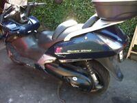Honda fjs600 silverwings breaking for spares