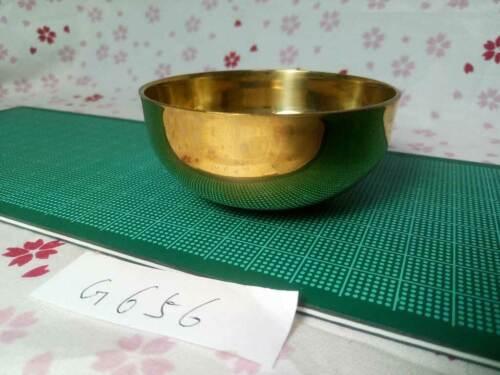 """2.697""""Japanese Buddhist Bell Zen Gong Rin G656 Good Sound  VTG"""
