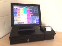 ★ Epos Pos Touchscreen Till for Bar / Pub, Restaurant / Hotel, Takeaway, Cafe, Bistro, Coffee Shop