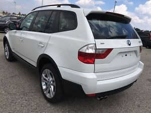 2010 BMW X3 3.0i AWD No accidents Pano roof Rare executive whi Kitchener / Waterloo Kitchener Area image 7
