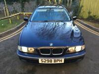 BMW 523i automatic 1 year mot