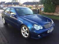 MERCEDES C220 CDI CLASSIC SE LONG MOT STARTS AND DRIVES GREAT