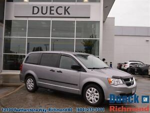 2014 Dodge Grand Caravan SE/SXT Accident Free - Local - ONE Owne