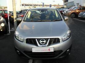 Nissan Qashqai ACENTA (silver) 2011-04-27