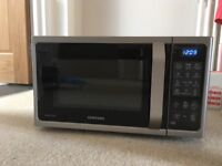 Nearly New Samsung smart oven and microwave