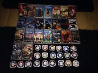 Sony psp umd movies, joblot