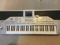 KORG PA1X Keyboard, in fully working order, superb sounds and arrangements. Cost nearly £2000 new