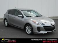 Mazda 3 GX 2012 ONE OWNER MAGS POWER GROUP + AC