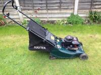 Hayter hawk petrol Lawnmower £160.00