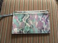 Clutch bag by Faith. £40 orig