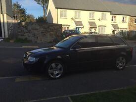 Audi A4 12 months mot