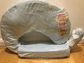 Mybestfriend breast feeding support cushion, barely used