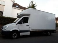 Mercedes Luton van with tail lift service history clean unabused van