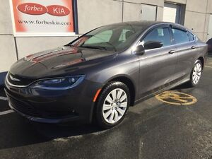 2015 Chrysler 200 LX ONLY 10718 LIKE NEW!! Auto Push Button S...
