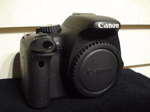 CANON -- CAMERA REFLEX (BOITIER SEUL) 18 MPX -- 360827