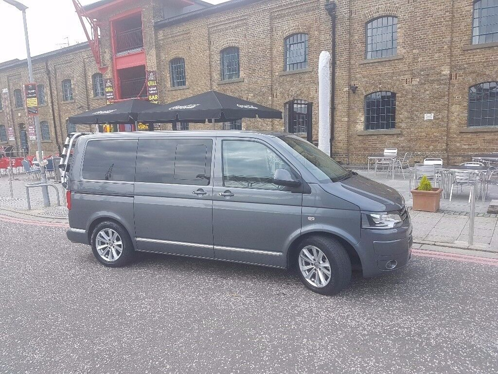 Volkswagen Caravelle Executive 2.0 Diesel Automatic only 75k mileage Fully Loaded 180PS