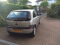 Vauxhall Corsa SXI 1.2 For Sale. Great Condition. Drives Good. Very Reliable. Very Clean