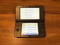 Nintendo 3DS XL w/ Super Smash Bros & Carry Case