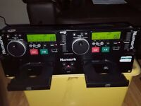 Numark CDN 22 MK4 mixing cd deck Perfect working order ,, with controller Liverpool L36