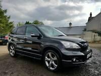 Honda CRV 2.2 i-cdti Ex 4x4! Heated Leather! Pan Roof! Sat Nav! Xenons! FSH! STUNNING EXAMPLE!
