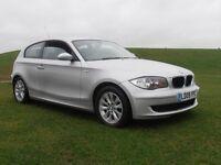 2009 BMW 1 SERIES DIESEL, F.S.H. .. CHEAP TAX