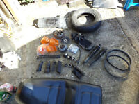 Honda CN250 (helix) used spares