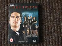 Torchwood DVD box set series one