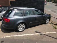 Audi A4 avante se TDI 140