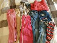 NEXT girls 3-4 years clothes bundle