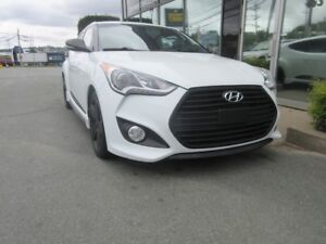 2014 Hyundai Veloster 1.6L TURBO ALLOYS LEATHER H.S. PANORAMIC S