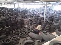 Part worn tyres wholesaler - Nationwide delivery at cost of fuel - Container loads - minimum order