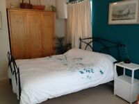 Bright large double room to rent!