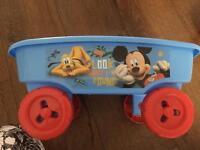 Micky mouse trailer