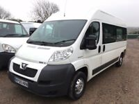 PEUGEOT BOXER CAMPER VAN, 2009, MOT FEB 2018, 59000 MILES EXCELLENT CONDITION 3.0, 6 SPEED 335LWB