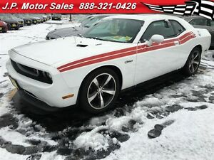 2013 Dodge Challenger R/T, Automatic, Navigation, Leather, Heate