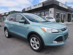 2013 Ford Escape SE 4x4 - Leather Roof Navigation